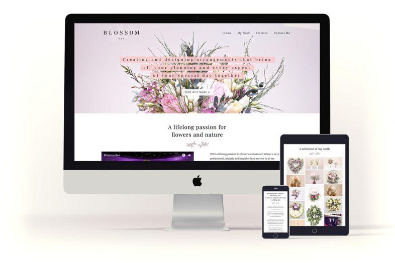 blossombee-website-design