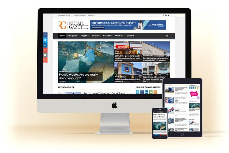 retail-gazette-website-design